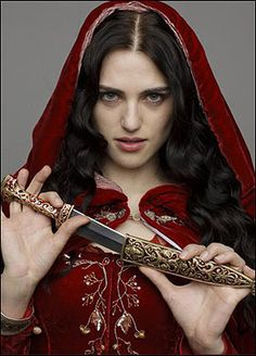 Morgana from BBC's Merlin