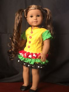 The DIS Discussion Forums - DISboards.com - View Single Post - ~~~SEWING my way to POFQ ~ American Girl outfits & Custom Park Bags! ~~~