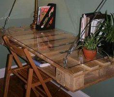 pallet desk Living - How to Make Instructables - Offset 196