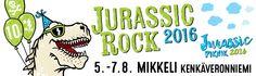 Jurassicin talkoorekry avataan huhtikuussa 2016. http://www.jurassicrock.fi/site/festivaali-info/