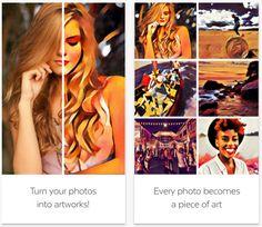 Trasforma le tue foto in opere darte con Prisma