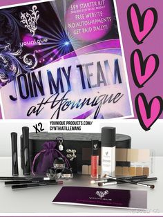 Just throwing it out there.. You can even just purchase the kit to keep, nothing further! It's an amazing deal! Message me for info ✌️#dowhatmakesyouhappy #makeup #opportunity #amazingdeal