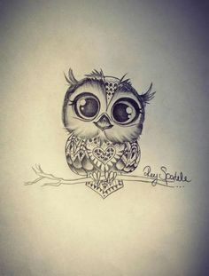 Owl Tattoo Meaning With Awesome Picture Collections