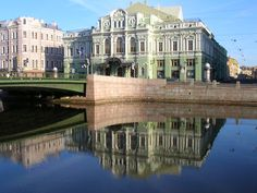 Saint Petersburg Санкт-Петербург (Russia)
