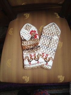 Photo Knitted Mittens Pattern, Knit Mittens, Knitted Gloves, Knitting Charts, Hand Knitting, Knitting Patterns, Fingerless Mittens, Fair Isle Knitting, Hand Warmers