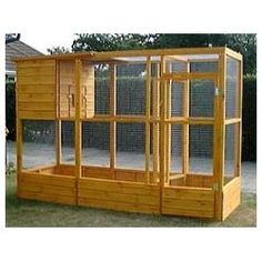 outside bird aviaries - Google Search