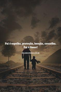 Pai é amor!