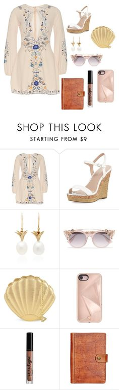 """""""Untitled #268"""" by starry-eyed0310 ❤ liked on Polyvore featuring Charles by Charles David, Annette Ferdinandsen, Jimmy Choo, Skinnydip, Rebecca Minkoff, NYX and Patricia Nash"""