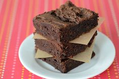 Paleo Brownies | Tasty Kitchen: A Happy Recipe Community!  For when we are maintaining...substitute stevia with 1/4 cup coconut sugar.