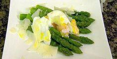 ep 31 Asparagus & Egg