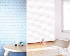 Baby Elephant Walk Wallpaper by Jill Malek