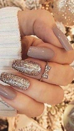 Elegant Touch Nails, Romantic Nails, Classy Nails, Stylish Nails, Maroon Nails, Pink Nails, Gel Nails, Sparkle Nail Designs, Sparkle Nails
