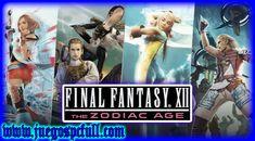 Descargar Final Fantasy XII The Zodiac Age   Full   Español   Mega   Torrent   Iso   Elamigos   JuegosPcFull   Descargar Juegos para pc   FINAL FANTASY XII THE ZODIAC AGE - Este venerado clásico regresa ahora completamente remasterizado por primera vez para PC con aspectos de la jugabilidad nuevos y mejorados...