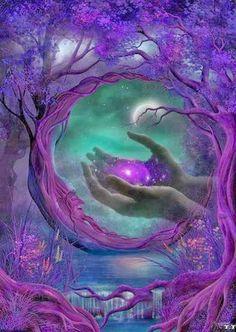 Mystical Violet