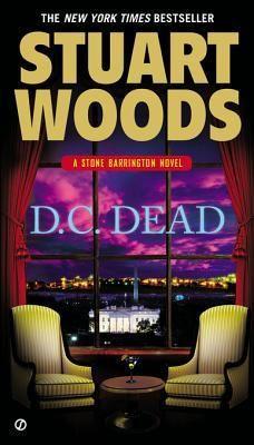 D.C. Dead - Stone Barrington #22. 3 out of 5 stars. sm