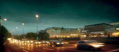 Library in Stuttgart :: Henning Larsen Architects