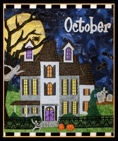 October Holiday House