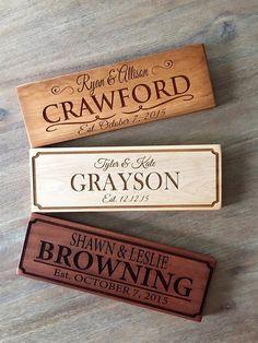 Wooden Sign Decor Entrancing Custom Wood Signs Wooden Sign Engraved Wood Sign View Custom Wood Design Decoration