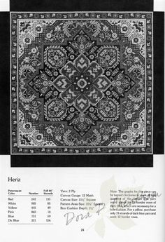 Gallery.ru / Фото #19 - Needlepoint Designs from Oriental Rugs - Dora2012