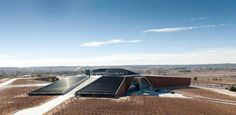 Faustino Winery | Foster + Partners