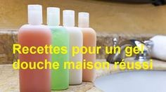 why not take the opportunity to use a homemade shower gel and natural? - - why not take the opportunity to use a homemade shower gel and natural? Here is a very easy recipe to make your shower gel … Homemade Shower Gel, Diy Beauty, Beauty Hacks, Natural Showers, Diy Workbench, Diy Workshop, Tips & Tricks, Natural Cosmetics, Easy Diy Projects