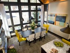 - Dining Room Pictures From HGTV Dream Home 2014 on HGTV