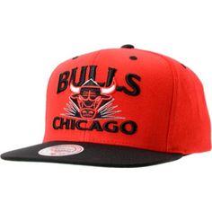 huge selection of e3046 4e3c3 Snapback NBA Hats   NBA Mitchell and Ness Bulls Grand Arch Snapback Hat at  Zumiez   PDP