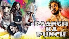 Poster Of Paanch Ka Punch (2013) In hindi dubbed 300MB Compressed Small Size Pc Movie Free Download Only At all-free-download-4u.com