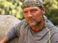 """Survivorman"" Les Stroud on 4/6/15 Gregg"