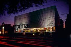 Forma Store, Paulo Mendes da Rocha, São Paulo, 1987