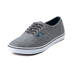 Shop for Vans Authentic Lo Pro Skate Shoe in Gray at Journeys Shoes. Shop today for the hottest brands in mens shoes and womens shoes at Journeys.com.Low profile version of the classic Vans for those that want the style for everyday wear. Features include a herringbone print canvas upper and a micro-waffle rubber outsole.