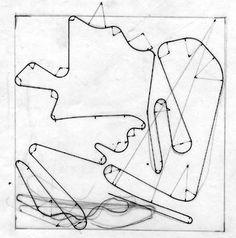 Enric Miralles  Ref Proyectos & PFC WorksDifferent ARQ. Enric Miralles  1994_Heaven Enric Miralles y Kijo Rokakku Archs