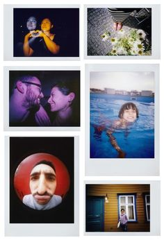 Lomo'Instant camera: So many fun ways to play with it