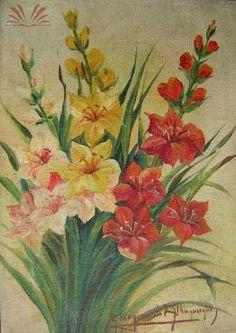 Flores -  Georgina de Albuquerque