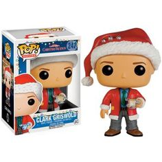 Christmas Vacation Clark Griswold Pop! Vinyl