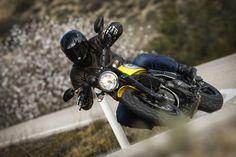 Imágenes de la prueba de la Ducati Srcambler Icon | Motociclismo.es