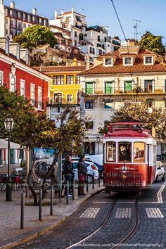 Portas do Sol, Alfama, Lisboa.