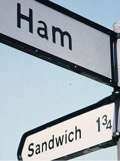 What a road sign !