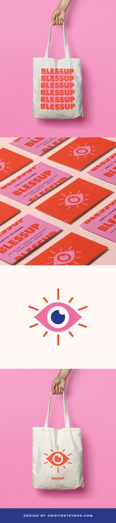 Bright and Colourful Brand Inspiration For Elizebeth Ellery // Branding, Photography and Website Design Brand Identity Design, Graphic Design Branding, Corporate Design, Typography Design, Design Logos, Identity Branding, Corporate Branding, Visual Identity, Packaging Inspiration
