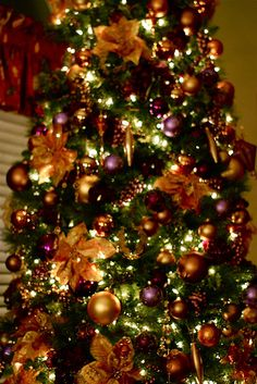 Google Image Result for http://www.fromsingletomarried.com/wp-content/uploads/2008/12/gold-and-purple-tree-2.jpg