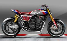 Honda has confirmed that its new TR concept and Africa Twin Enduro Sports concept will be on display at Motorcycle Live – the first time the bikes will have been seen in the UK. Only just unveiled at EICMA in Milan last week, […] Tracker Motorcycle, Cafe Racer Motorcycle, Moto Bike, Motorcycle Style, Motorcycle News, Motorcycle Parts, Concept Motorcycles, Custom Motorcycles, Custom Bikes