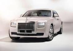 2012 Rolls-Royce Ghost Six Senses
