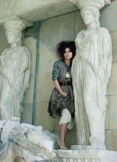 Bazaar UK Women of the Year ~ Helena Bonham Carter