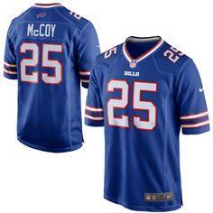 72f310653de Buffalo Bills Home Game Jersey LeSean McCoy Mens Online Shopping