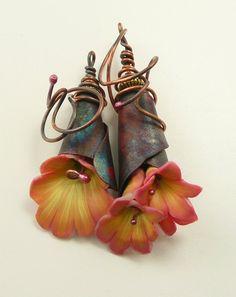Pendants -- could do earrings, too