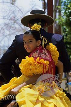 The Jerez Horse Fair...  http://www.costatropicalevents.com/en/cultural/festivals.html
