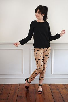 Sew Over It Ultimate Trousers (Intermediate)) sewing pattern