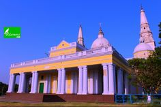 Sardhana church at meerut, India.