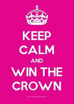 Fav Keep Calm #pageant