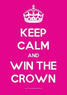 Fav Keep Calm #pageant